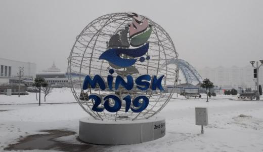 【2018年12月】ミンスクの一日